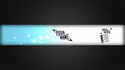 Banner Template Photoshop 2560 1440 Maker Simple