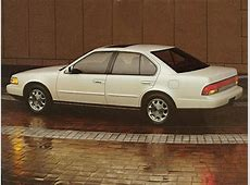 1994 Nissan Maxima Specs, Safety Rating & MPG CarsDirect