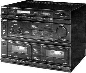 technics sa xl manual double cassette receiver