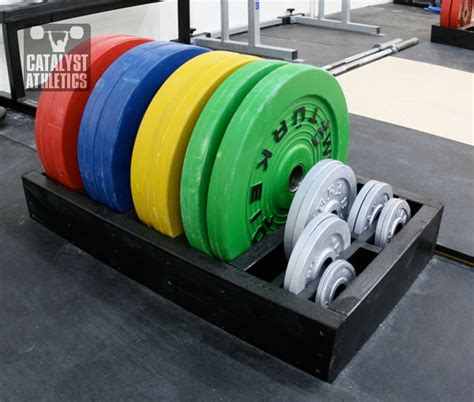 quick dirty plate rack  greg everett equipment catalyst athletics olympic weightlifting