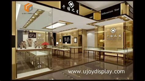 jewelry store design  display furniture gallery