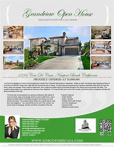 Gallery turnkey flyers for Real estate advertisement template