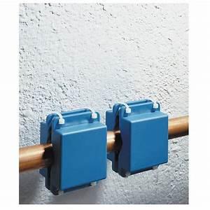 Anti Calcaire Magnétique Pour Arrivée D Eau : set 2 aimants anti calcaire pour tuyauterie accessoires d 39 entretien organisation de la ~ Farleysfitness.com Idées de Décoration