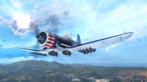 World Of Warplanes Wallpaper Chance Vought F4u Corsair Whistling Death World Of Warplanes
