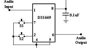 Diagram Ingram Digital Potentiometer Using