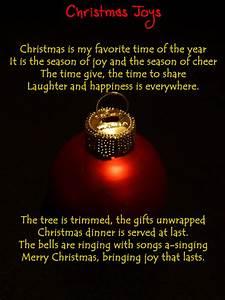 Humorous christmas poems for adults