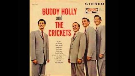 Buddy Holly and the Crickets Album
