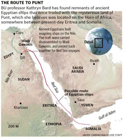 route  punt egyptsearch reloaded