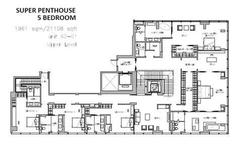 Ridiculous Luxury Property Floor Plans You Got See