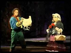 Into the woods - Jack and Little Red scene - YouTube
