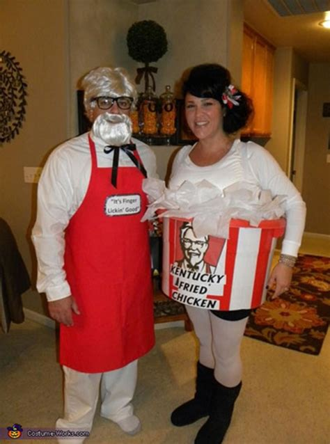 The Best Couples Halloween Costumes (36 pics