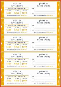make your own raffle tickets botbuzzco With create your own tickets template