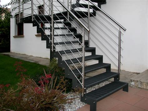 scale  acciaio esterne diy project  home