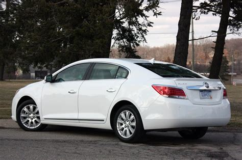 How Much Is A Buick Lacrosse 2012 by Spin 2012 Buick Lacrosse Eassist Clublexus