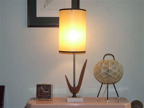 mid century modern lamps  light   life