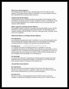 Exles Of A Resume For A by Resume Purpose Statement Exles 28 Images Objective Statements On Resume Best Resume Exle