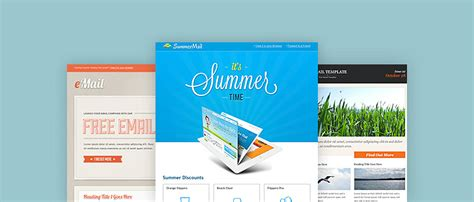 awesome email newsletter psd templates wdexplorer