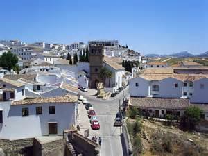 Ronda Spain Map Google