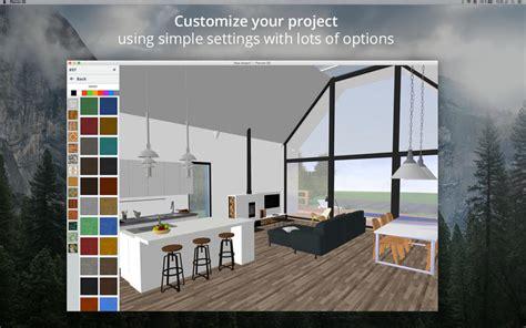 5d Home Interior Design : Creates Floor Plans, Interior
