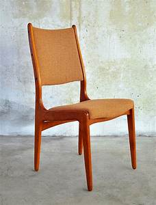 select, modern, , set, of, 6, danish, modern, teak, dining, chairs