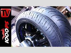 Video Michelin Pilot Road 4 Motorradreifen 2014