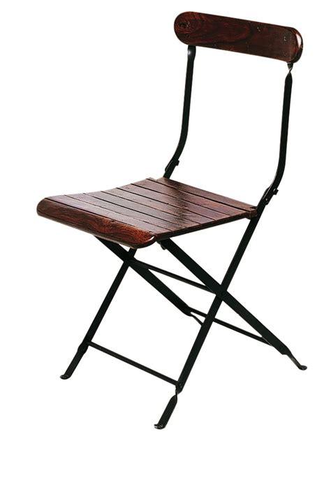 chaise bistrot bois metal chaise bistrot pliante bois metal chaise idées de