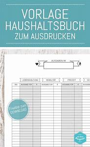 Geld Und Haushalt De Haushaltsbuch : haushaltsbuch vorlage zum download und ausdrucken auf www ~ Lizthompson.info Haus und Dekorationen