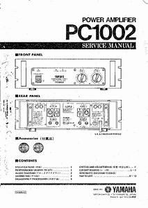 Yamaha P5000s P7000s Sm Yamaha P5000s P7000s Sm 1 Yamaha
