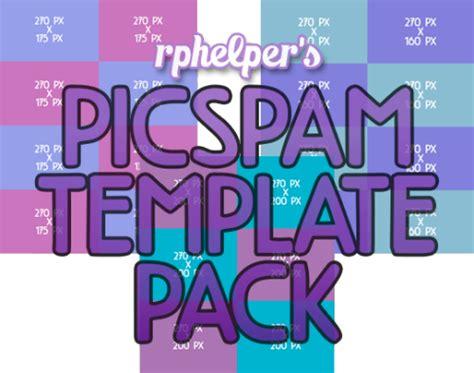 Picspam Template