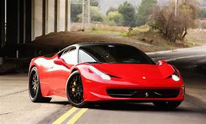 Luxury Ferrari 458 - Luxury Things