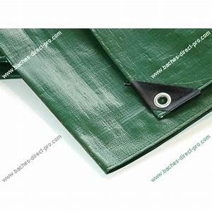 Bache De Protection Transparente : bache illets 250 gr 2 x 3 m bache verte 200 x 300 ~ Edinachiropracticcenter.com Idées de Décoration