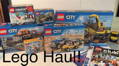 Lego Set by Lego Haul 99 From The Lego Store 2015 Sets