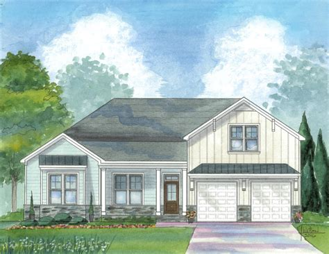 C Herrington Home And Design : Craftsman Collection Floor Plans