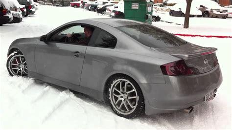 g35 infiniti snow tires summer