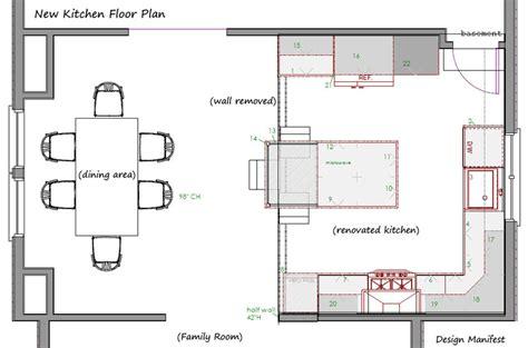 small open kitchen floor plans kitchen layouts archives design manifestdesign manifest