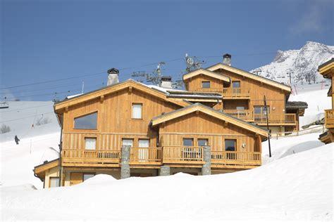 chalets de la madeleine st francois longch ski peak retreats