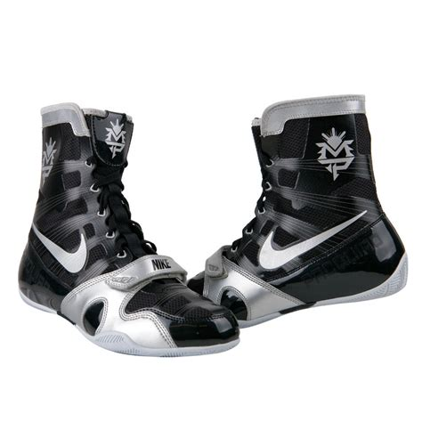 boxing shoes nike hyperko mp black fighters europe