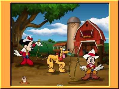 mickey  minnie  addedf jigsaw puzzle jigzonecom