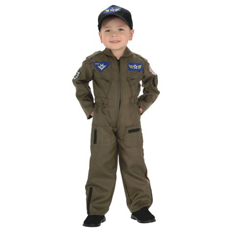 air force fighter pilot flight suit costume