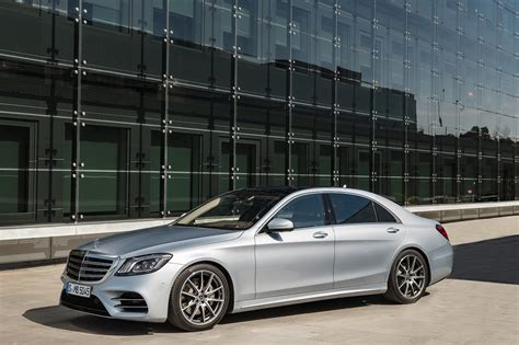 2018 Mercedes-benz S-class Reviews And Rating