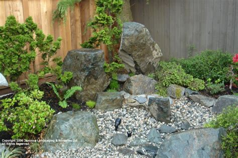 rock landscape top easy design for diy backyard
