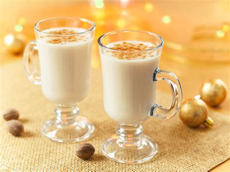 eggnog recipe with bourbon or rum