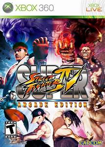 Super Street Fighter Iv Arcade Edition Release Date Xbox