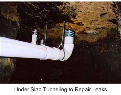 Slab Leaks Slab Leak Repairs Pasadena Plumbing Services Inc.