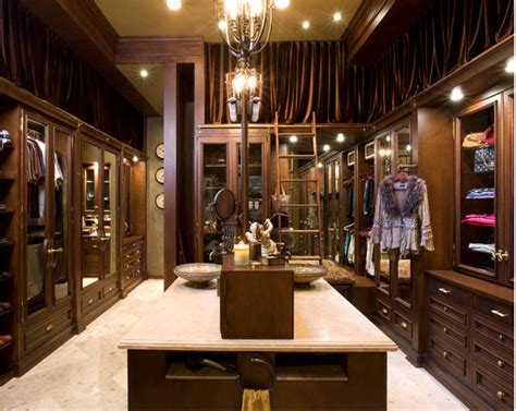 master closet design a look at some master closets from houzz com homes of the rich