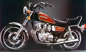 Suzuki Gs650 Models