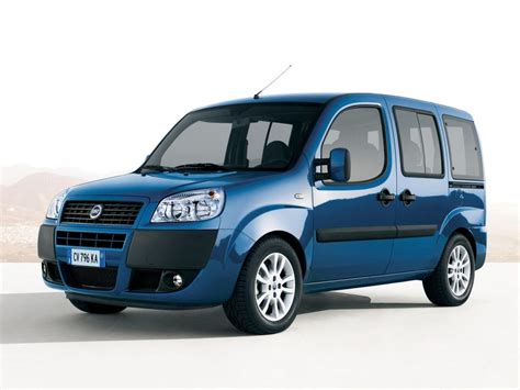 Fiat Doblo by Fiat Doblo Technical Specifications And Fuel Economy