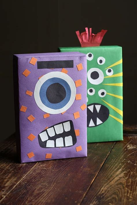 cereal box monsters crafts  amanda