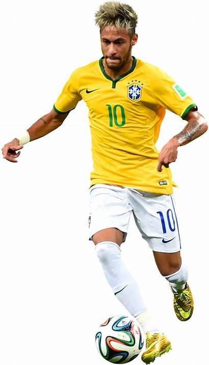 Neymar Jr Brazil Render Brasil Football Junior