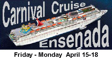 2011 carnival cruise to ensenada